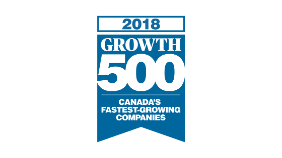 Search Realty Corp. ranked #38 on Maclean's 2018 Growth 500 list